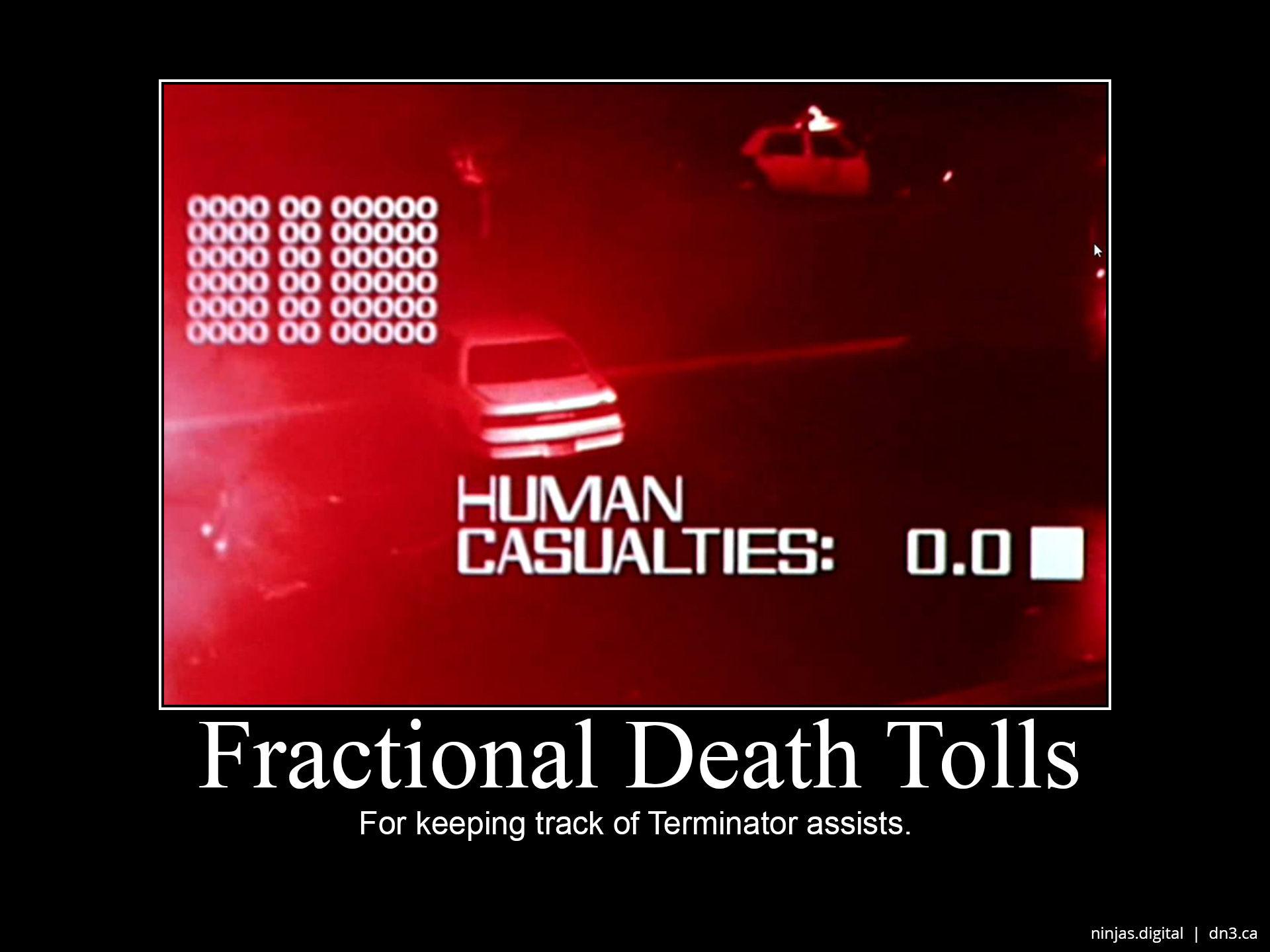 Demotivational Digital Ninjas Terminator